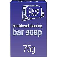 CLEAN & CLEAR, Bar Soap, Blackhead Clearing, 75g