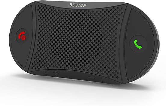plutôt cool Royaume-Uni disponibilité choisir officiel Besign BK02 Kit-voiture Mains Libres Bluetooth 4.1 pour voiture sur  Pare-soleil, Support du GPS, Musique, Auto Allumage-Extinction, Kit  mains-libres ...