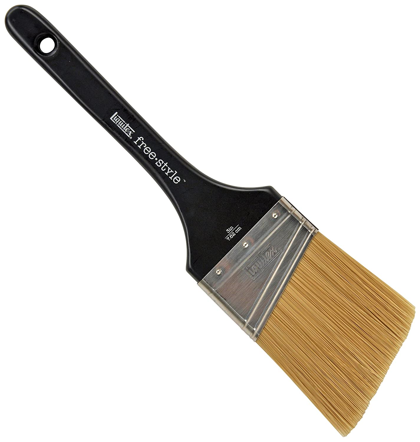 Liquitex Freestyle Large Scale Brush, Universal Angle 1-Inch 1300501