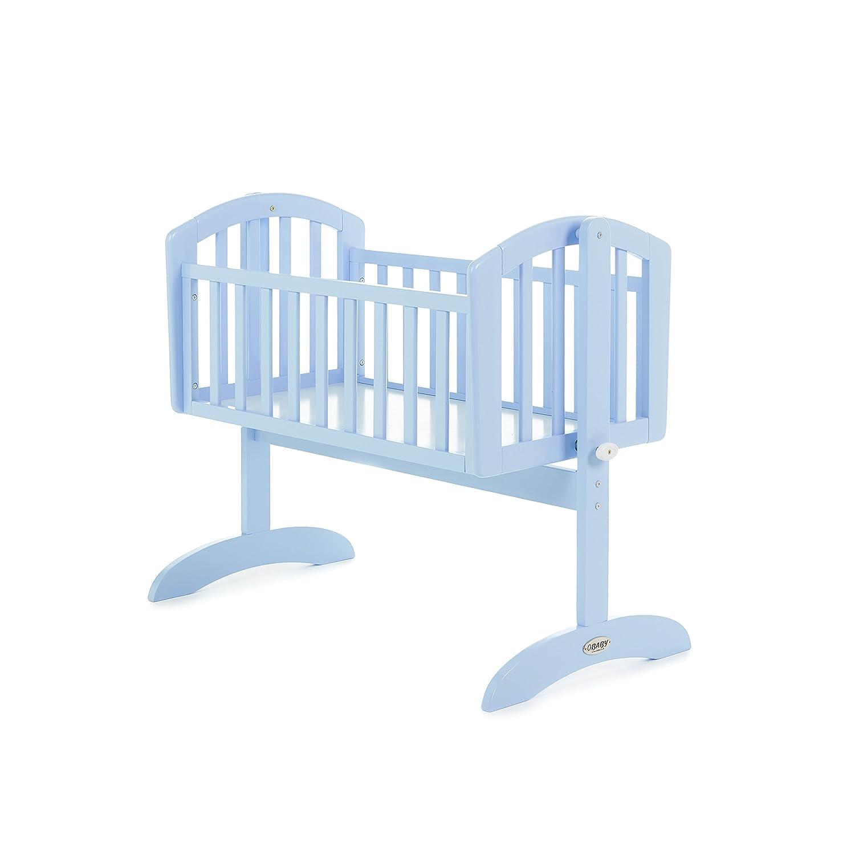 Obaby Sophie Swinging Crib, Bonbon Blue Kims Baby Equipment Co Ltd 22OB0111