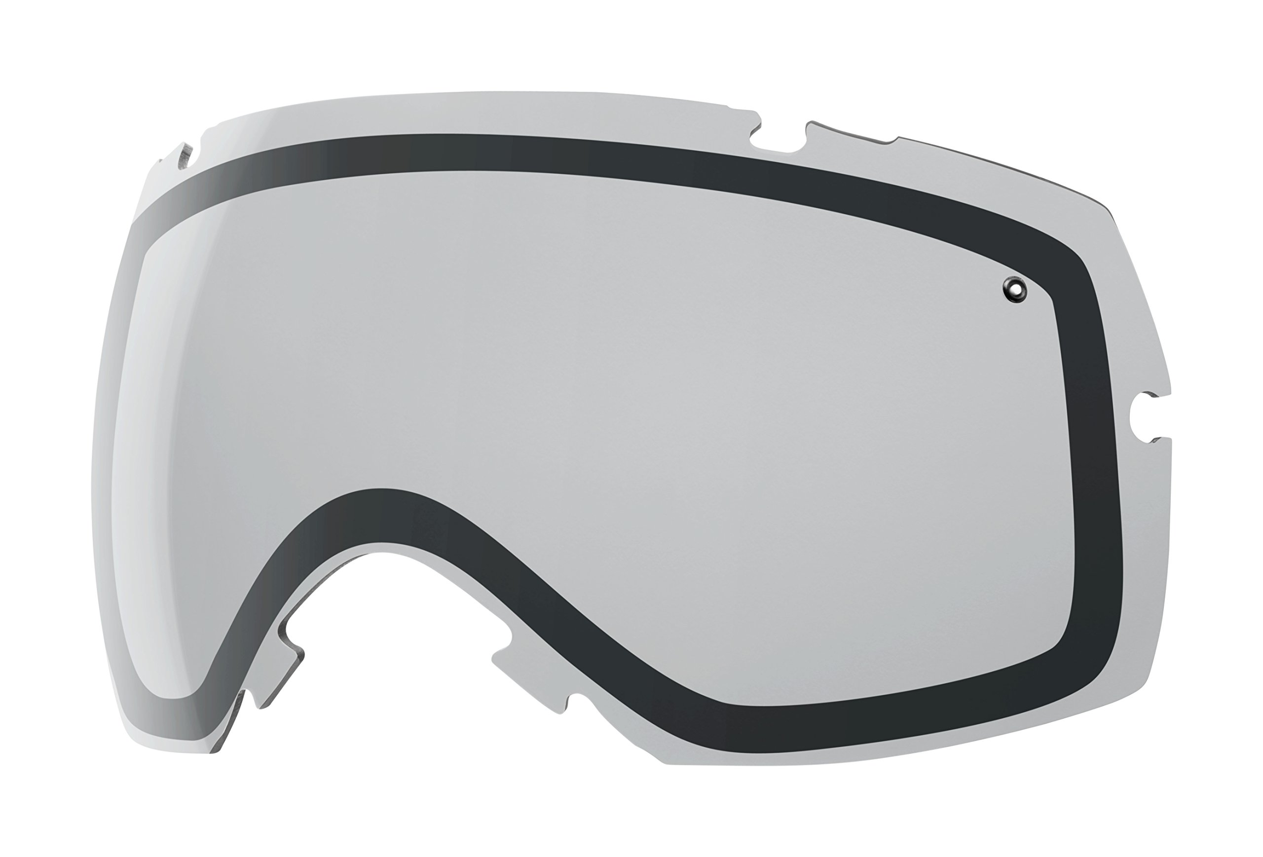 Smith Optics IOX/IOX Turbo Adult Replacement Lense Snow Goggles Accessories - Clear/One Size