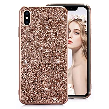 coque iphone xs max brillante