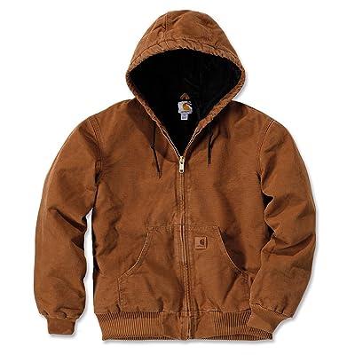 Carhartt Men's Sandstone Active Jacket
