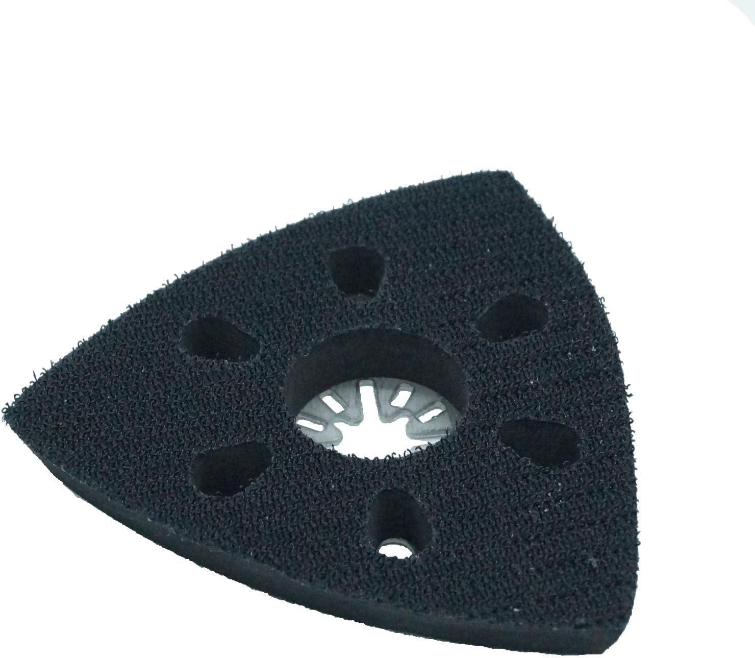 No-StarLock 1 x TopsTools UN90SP/_1 extra grande 90 mm x 90 mm almohadilla de lijado para Bosch Fein Makita Milwaukee Parkside Ryobi multiherramienta Worx WorkZone Multi herramienta accesorios