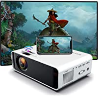 SOTEFE® Mini Video-Beamer - WiFi Video Beamer 1080P Full HD Video Projector For Smartphone iPhone/Samsung/Hauwei usw…