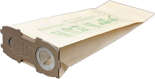 20 Bolsas de aspiradora para Vorwerk Kobold 118, 119, 120, 121, 122 con muy potente de brida (Fast 4. MM): Amazon.es: Hogar