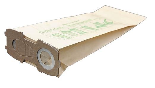 Aresgo - Bolsas para aspiradoras adecuado per Vorwerk Kobold 118 , 119, 120, 121, 122 (10 unidades)