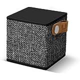 Fresh 'N Rebel Rockbox Cube Fabriq Edition Altoparlante Bluetooth, Concrete