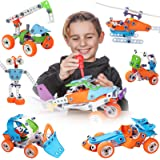 STEM Learning Toys | Fun Educational Engineering Toys for 7 8 9 10+ Year Old Boys and Girls | Creative Construction…