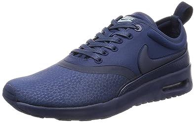 nike air max thea dark blue