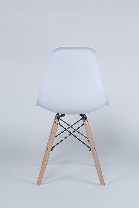 Amazon.de: Millhouse hochwertige Stühle im Retro-Eiffelturmstil, für ...
