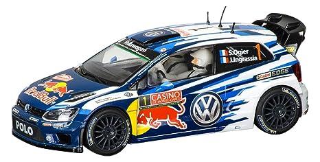 Buy Scalextric Volkswagen Polo Wrc Red Bull Sebastian Ogier Rallye