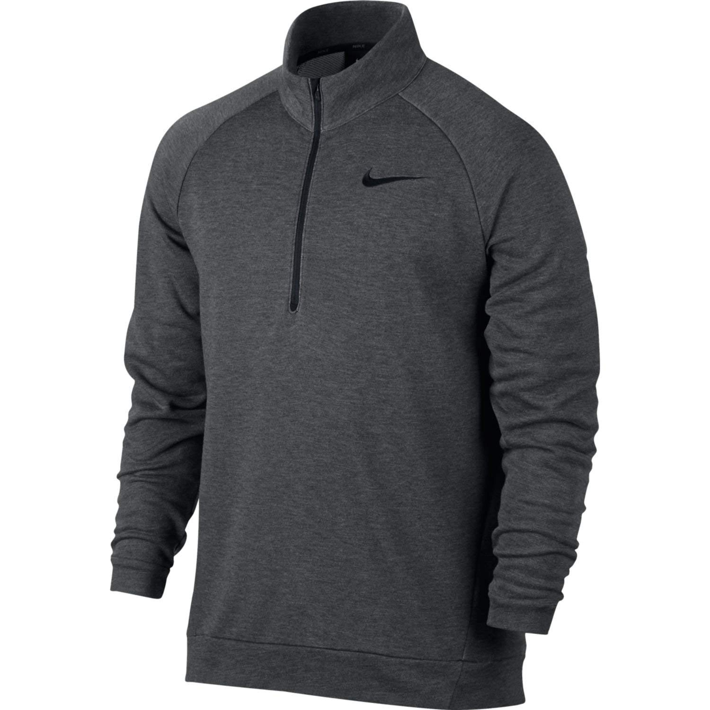Nike Mens Dry Quarter Zip Fleece Shirt