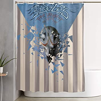 Amazon WustegHoodie Eagles Their Greatest Hits Music Band