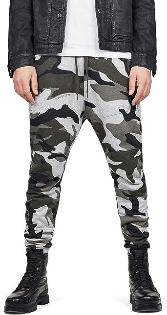 Amazon Com G Star Graphic Dsp2 5622 Joggers Pantalones Cortos Para Hombre Color Gris Xl Clothing