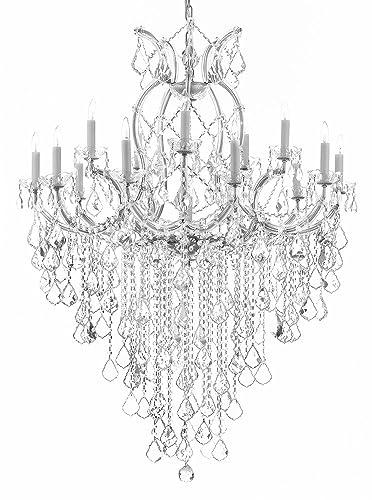 Amazon.com: Maria Theresa – Lámpara de techo con brazos ...