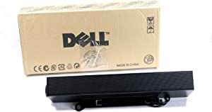 Dell Genuine AX510 Entry Flat Panel Stereo Sound Bar, 1908FP