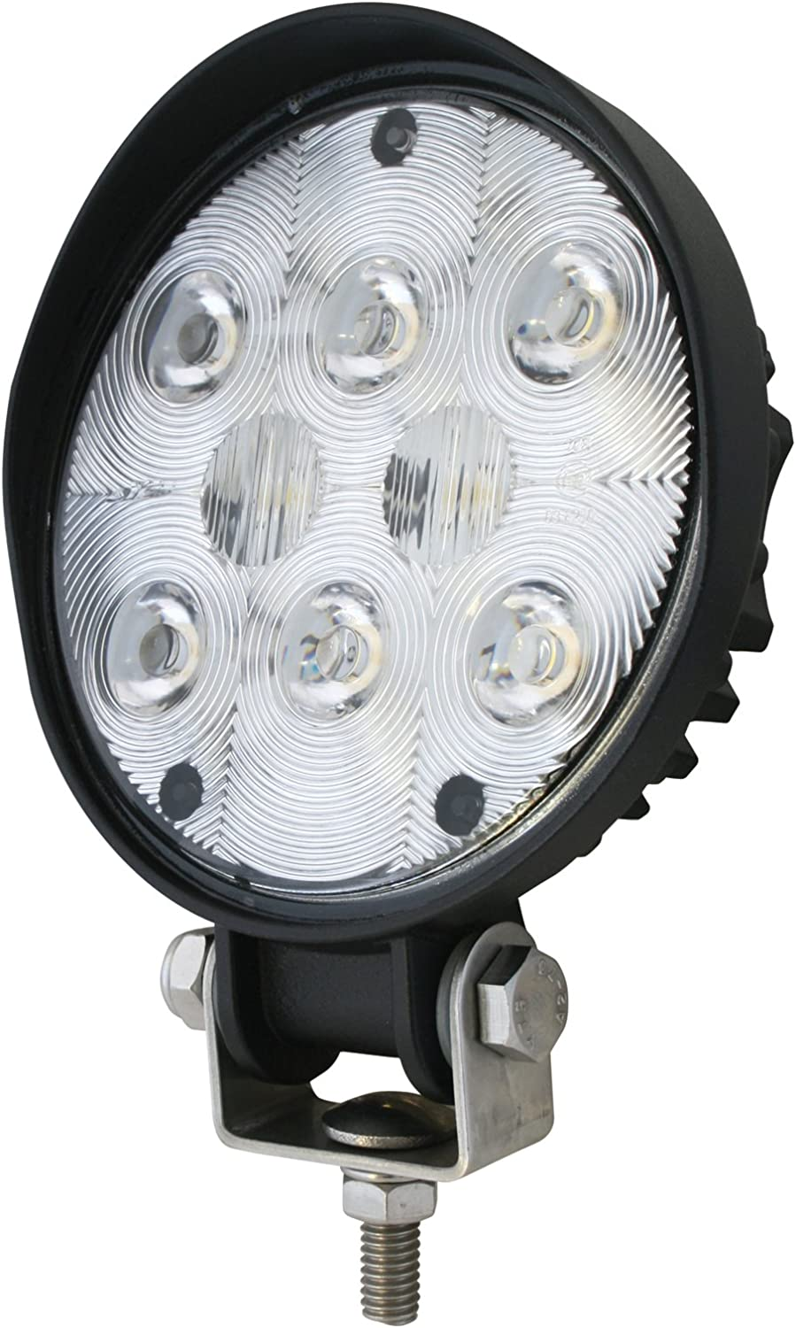 Grand General 74895 White//Clear 4 Dual Function 26-LED Back-Up Sealed Light