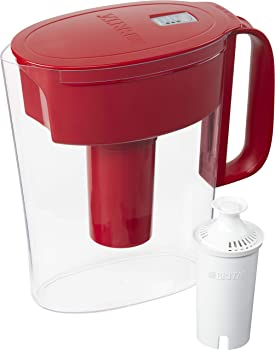 Brita Metro 5-Cup Water Filtration Pitcher With Standard Filter