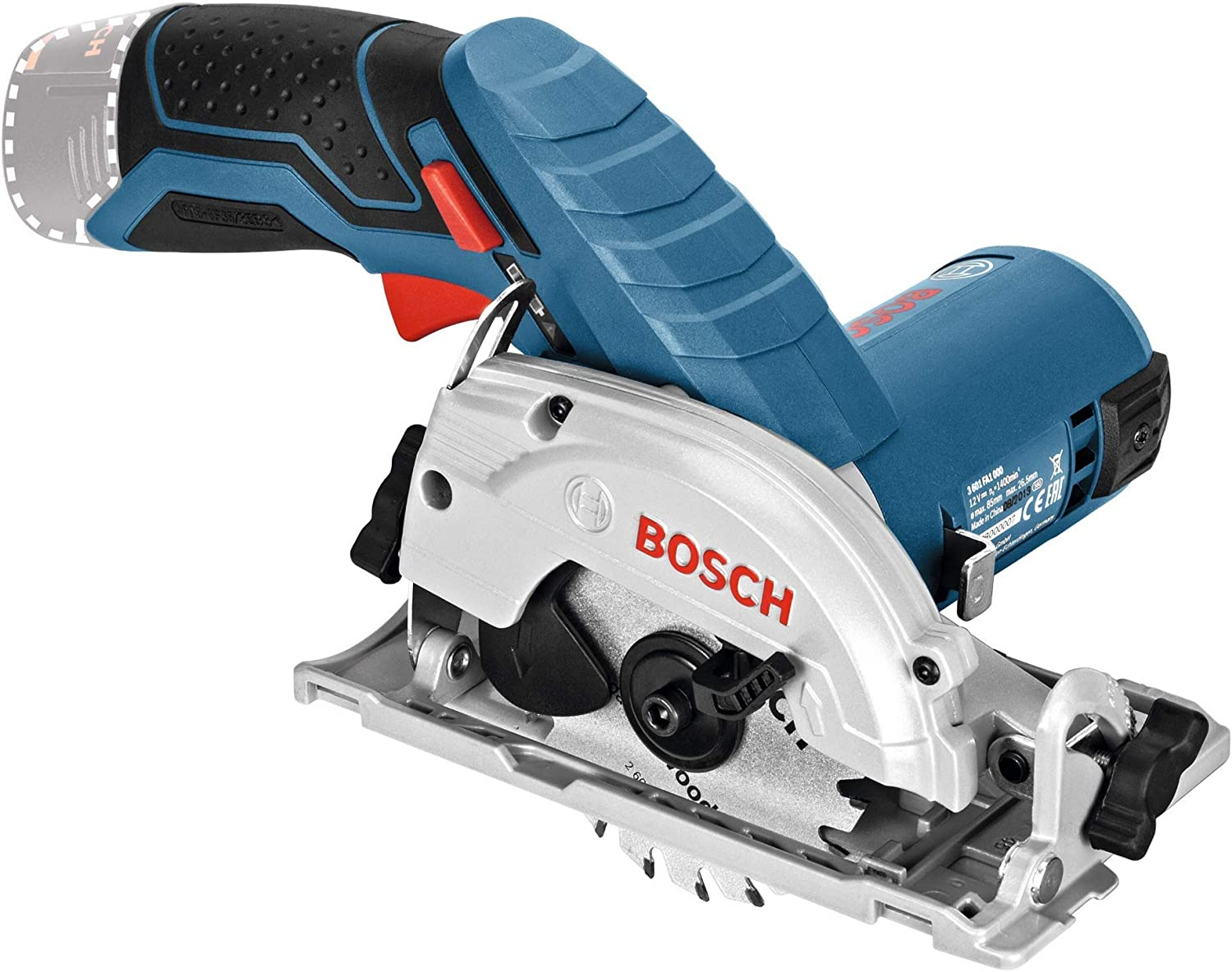 Bosch Professional Gks 12 V-26 Cordless Circular Saw (Without Battery And Charger) - Carton
