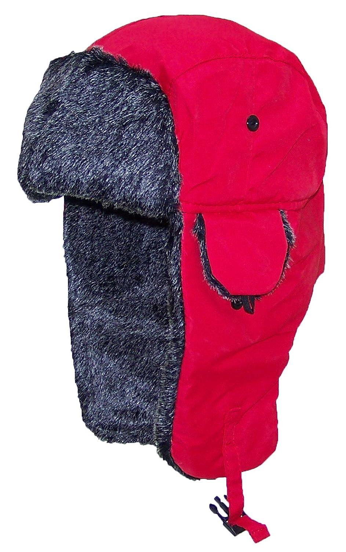 778582b568a Best Winter Hats Men Lightweight Russian Aviator Faux Fur Hat (One Size)