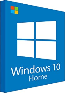 Wínd?ws 10 Home 64 Bit System Builder OEM | PC Disc by Mirific Kitchen