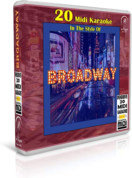 Broadway - Pendrive USB OTG para Teclados Midi, PC, Móvil ...