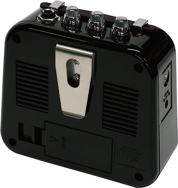 Danelectro Honeytone N10BK - face arrière