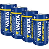 Varta Industrial Alkaline Batterie Baby C/LR14 (4er-Pack)