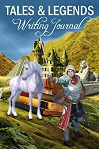 Tales & Legends Writing Journal