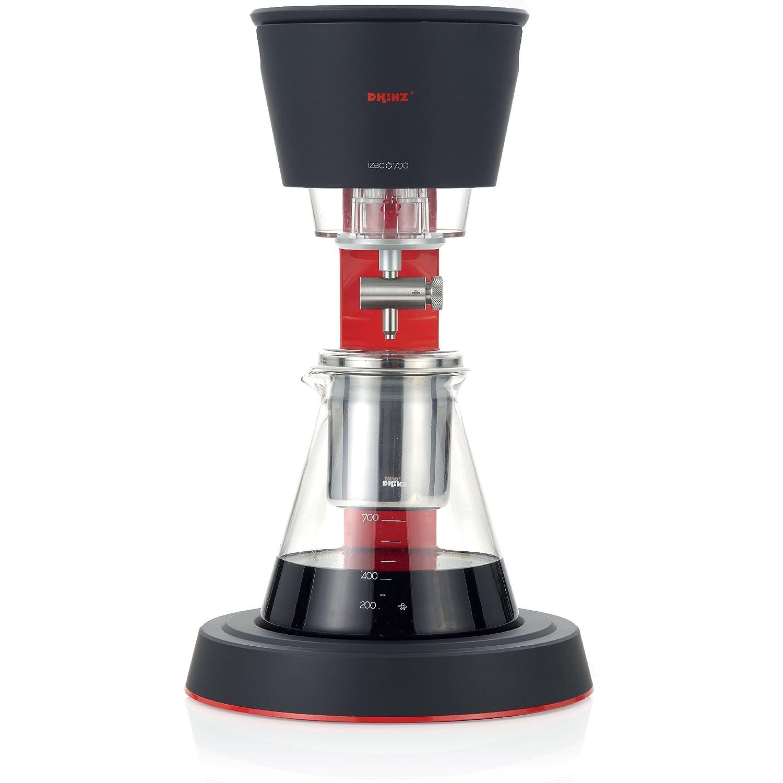 Brewki - DKINZ - Revolutionary Deluxe Cold Brew Coffee System - Japanese/Dutch Style - Slow Ice Drip Method
