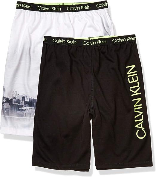 calvin klein pajama shorts