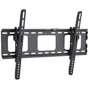Vonhaus 32 70 Tilt Tv Wall Mount Bracket With Built In Spirit Level For Led Lcd 3d Curved Plasma Flat Screen Televisions Super Strong 75kg