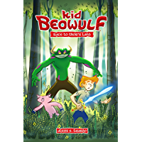 Kid Beowulf: Race to Thor's Land (English Edition)