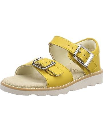 610c650930c Clarks Girls' Crown Bloom T Sling Back Sandals