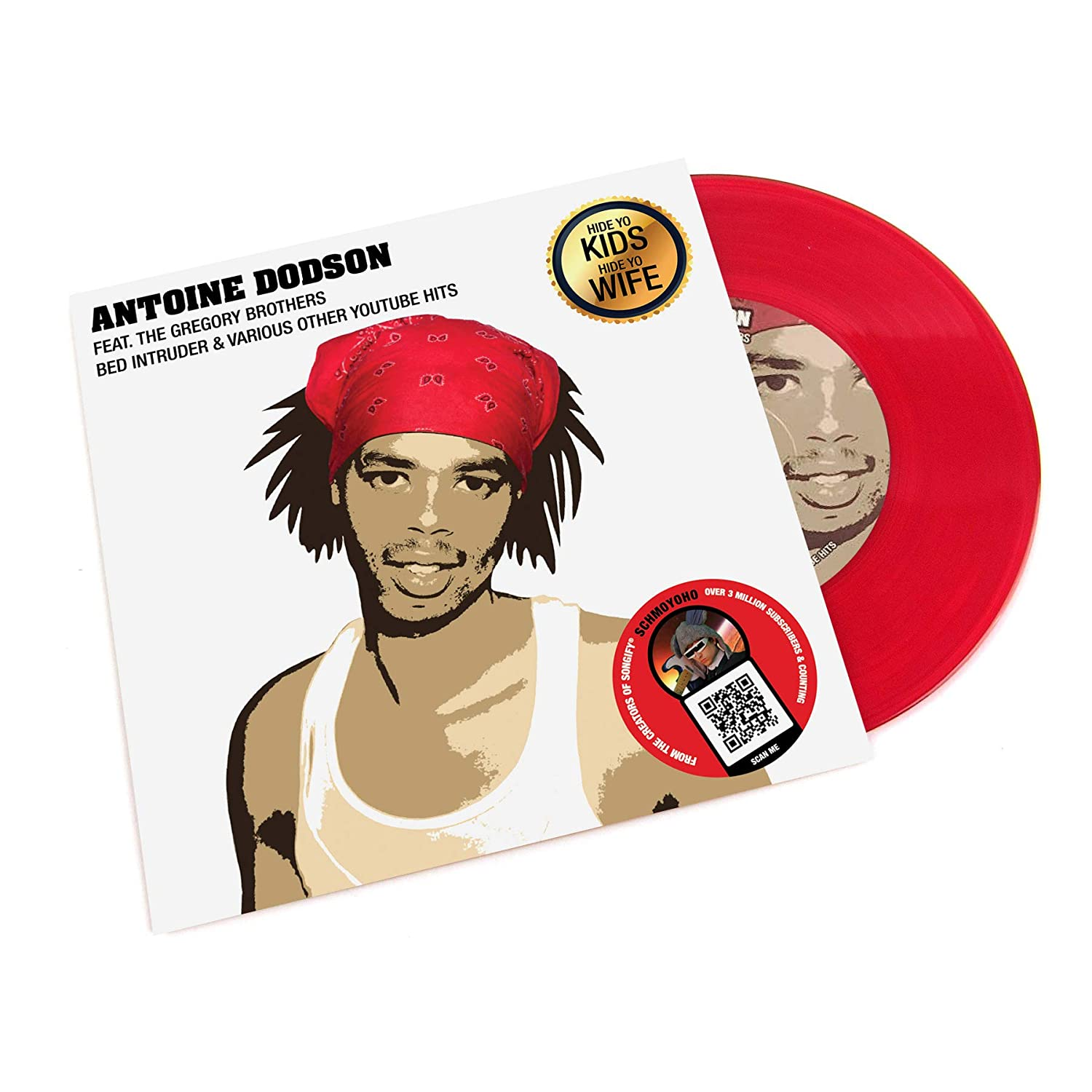 Anton Dobson Feat  The Gregory Brothers - Antoine Dobson