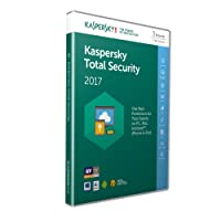 Kaspersky Total Security 2017   3 Devices   1 Year   PC/Mac/Android   Download