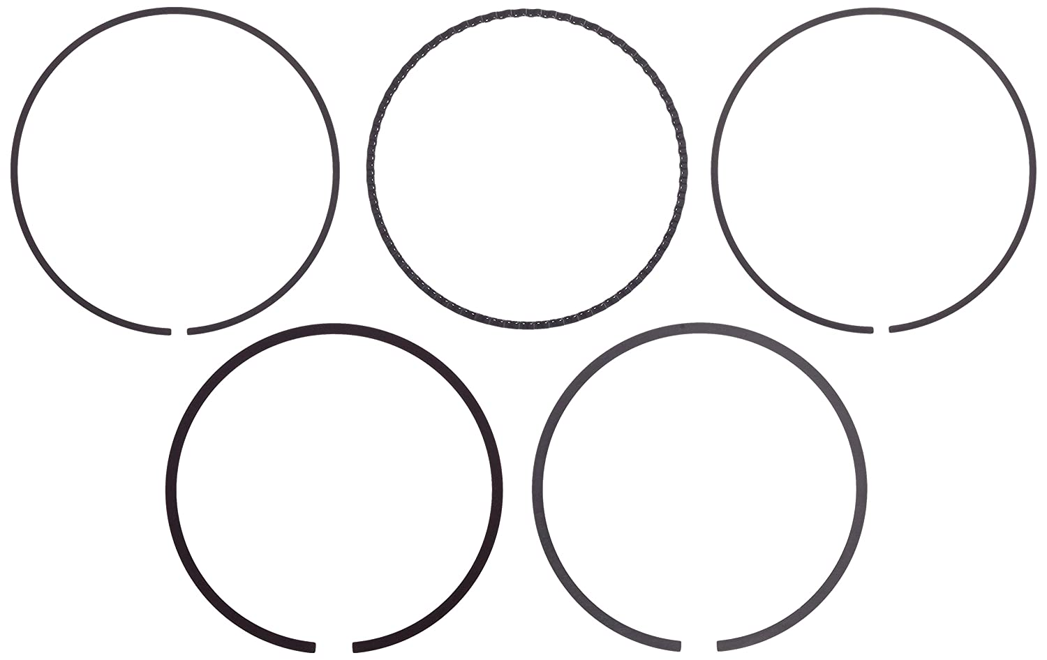 Goetze Engine 08-427100-00 Piston Ring Set AutoMotion Factors Limited