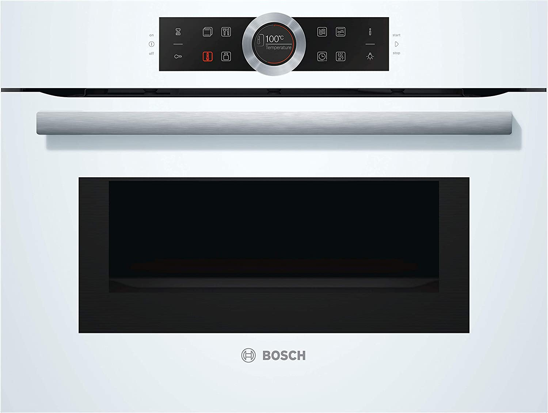 Bosch CMG633BW1 - Horno (Medio, Horno eléctrico, 45 L, 45 L ...