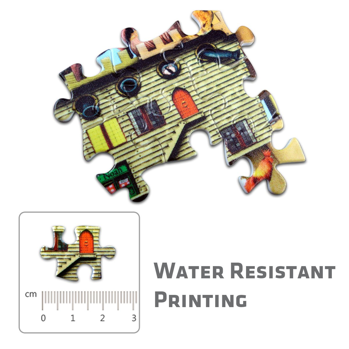 4000 Piece Plastic Puzzle Petite France Pintoo H1755 Strasbourg
