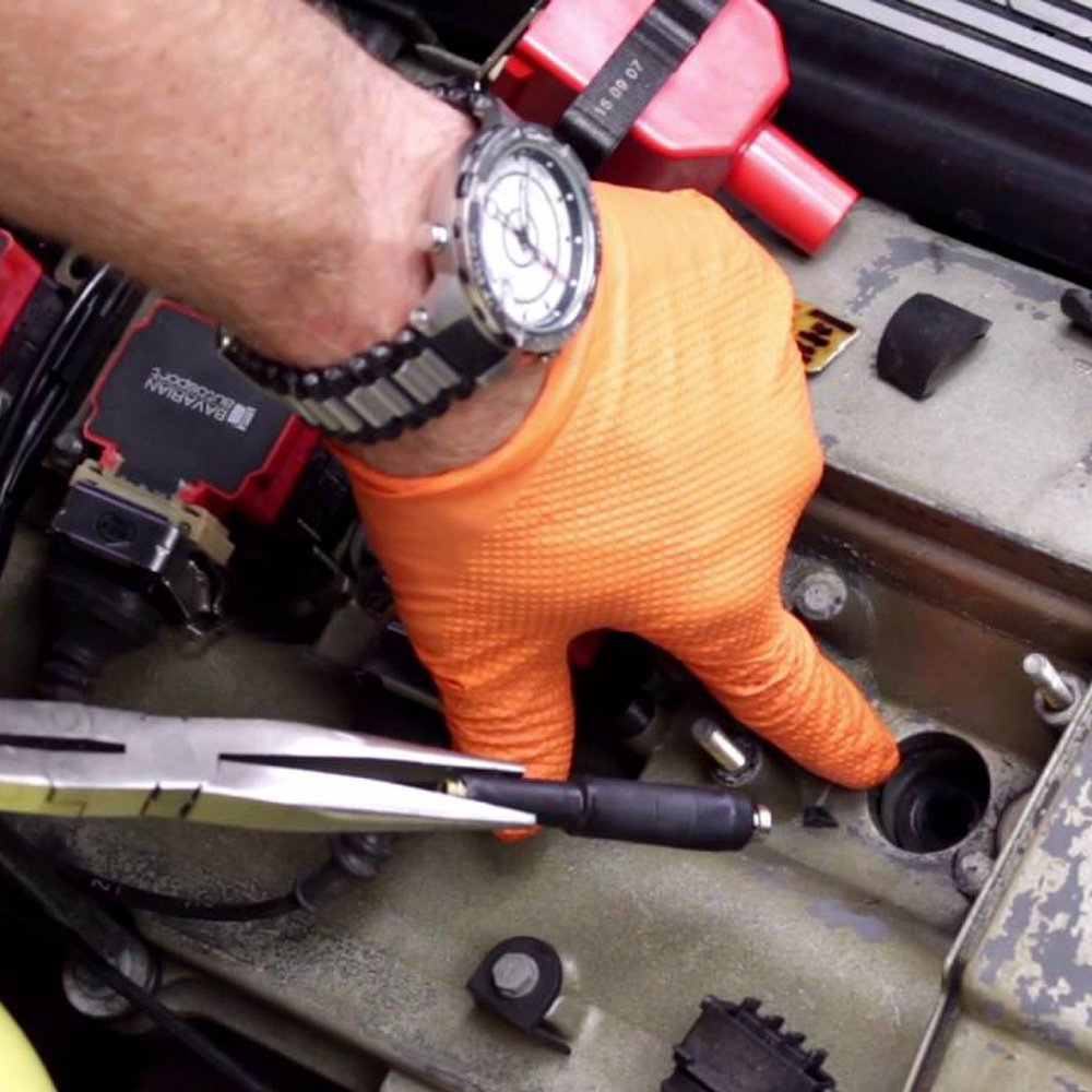 ManYee 350Pcs Nylon Washer Black Nylon Flat Washer Plastic Washers Assorted M2 M2.5 M3 M4 M5 M6 M8 Round Spacer Washer for Home Industry Door Hinge Use