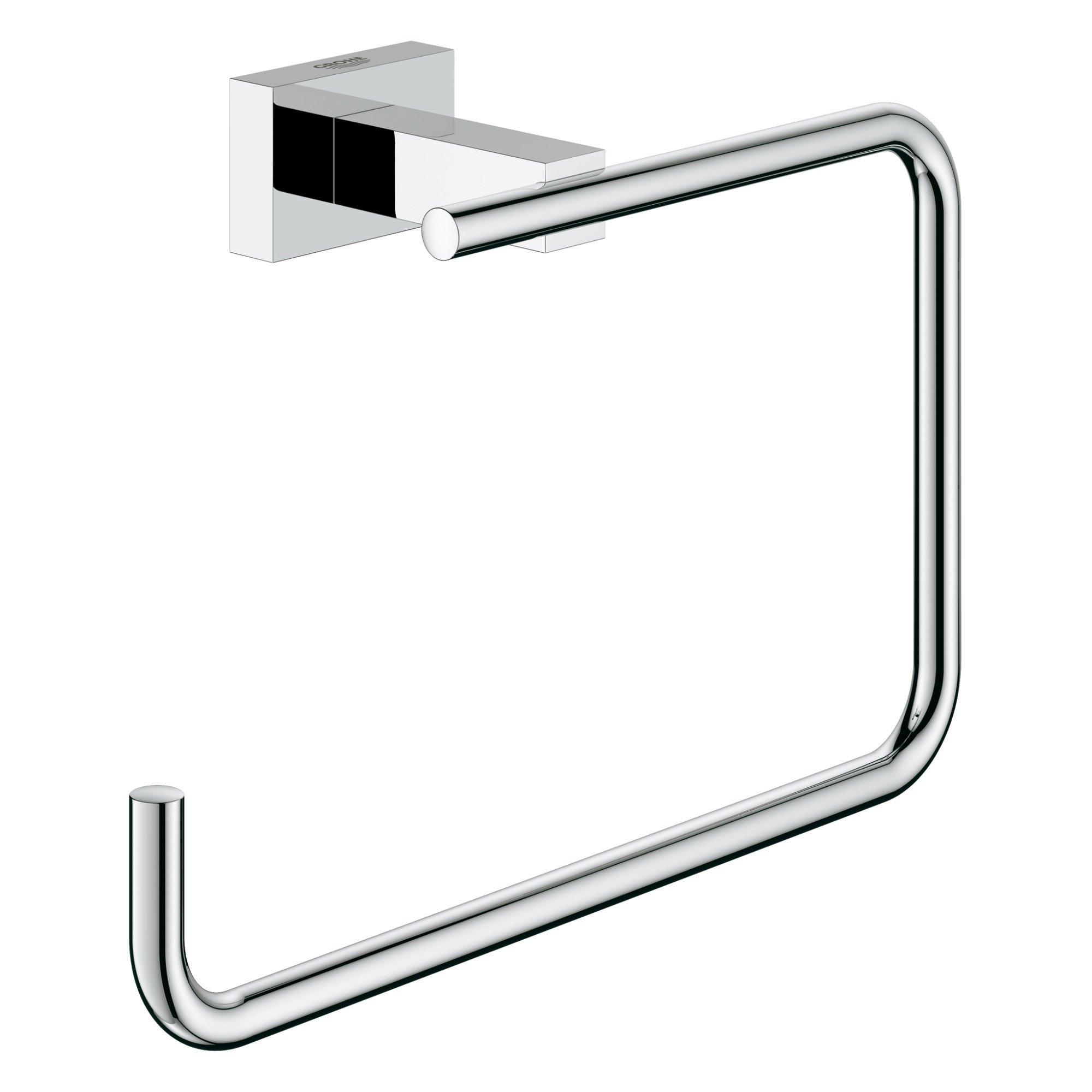 Essentials Cube 8 In. Towel Ring