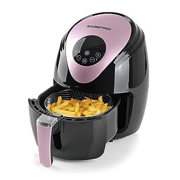 Gourmetmaxx 02819200125 - Freidora (Hot air fryer, 2,5 L, 80 °C, 200 °C, 60 min, Solo): Amazon.es: Hogar