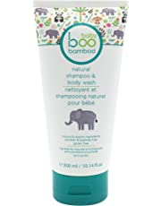 Baby Boo Bamboo Squeaky Clean Baby Wash, 10.14 fl. oz.