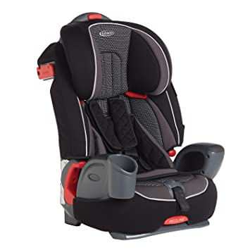 Graco Nautilus Harnessed Booster Car Seat Group 1 2 3 Gravity