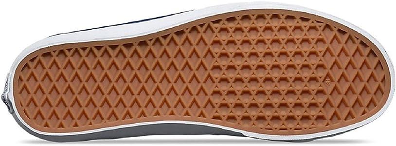 04b1d753fb Unisex Sk8-Hi MLB Skate Shoes-New York Yankees Gry-9.5-Women 8-Men. Vans  Unisex Sk8-Hi MLB Skate Shoes-New York Yankees Gry-9.5