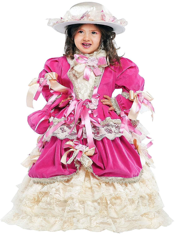 Disfraz MARCHESINA Lujo Vestido Fiesta de Carnaval Fancy Dress Disfraces Halloween Cosplay Veneziano Party 53209
