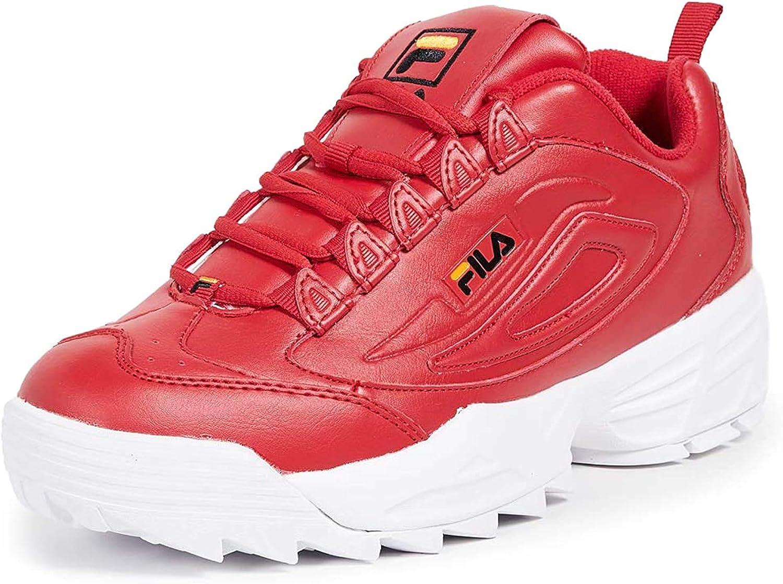 Zapatillas Fila Disruptor III para hombre: Amazon.es: Zapatos y complementos