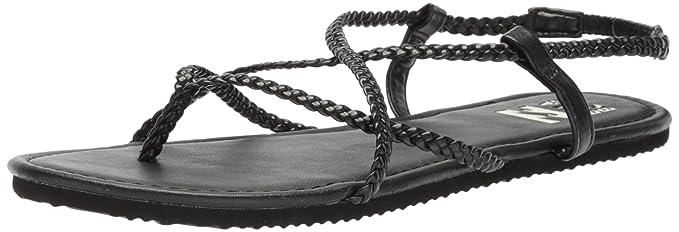 7ecb39307a34 Amazon.com  Billabong Women s Crossing Over Sandal  Shoes
