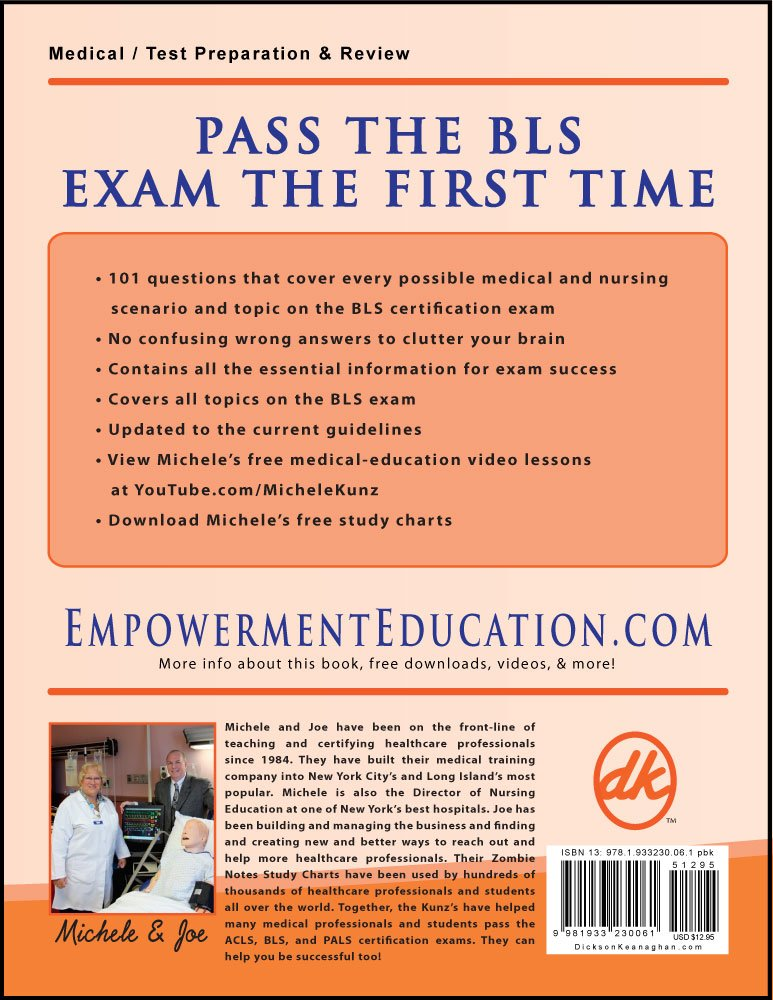 Buy Bls Certification Exam Qa With Explanations Book Online At Low